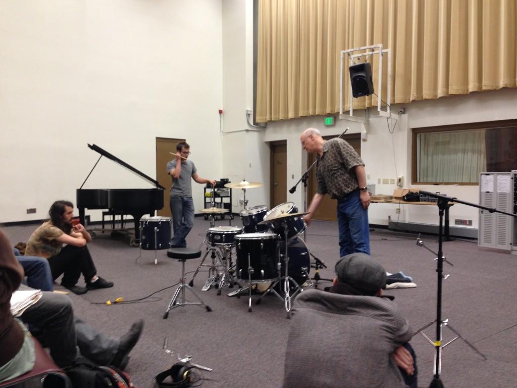 Micing Drums