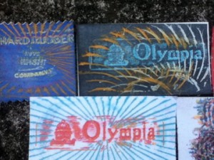 Olympia Stamps