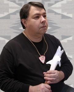 john feodorov with sharkflute150