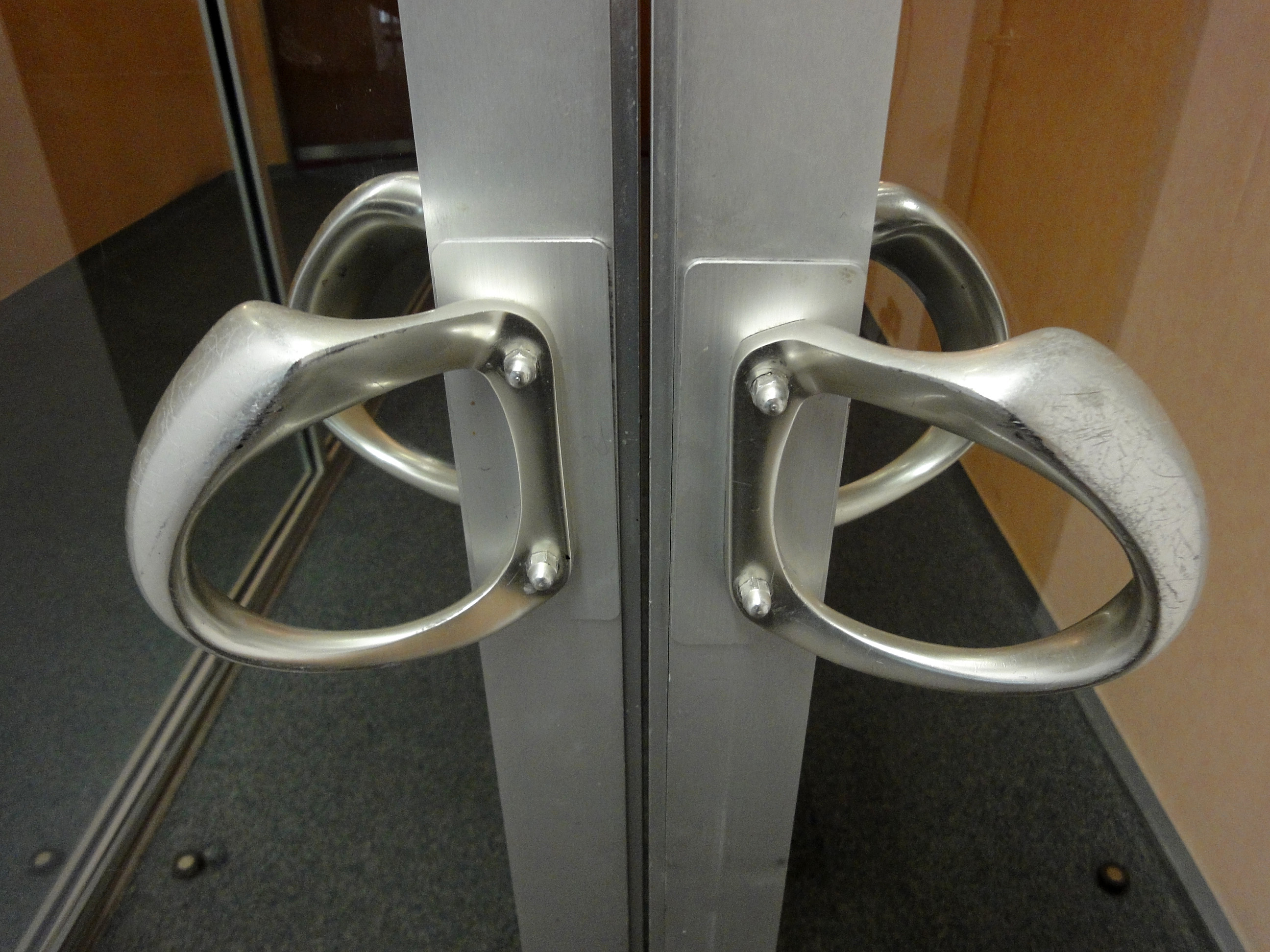 Push Sign on a Pull Door & Ergonomic Design - Push Sign on a Pull Door Pezcame.Com