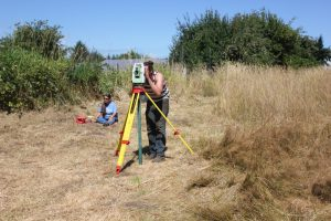 Nathan and the total station