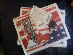 Tickets and programs for Rambuctious Iterations #3: The Immigrants