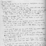 Observations Notes Visit 6 p2