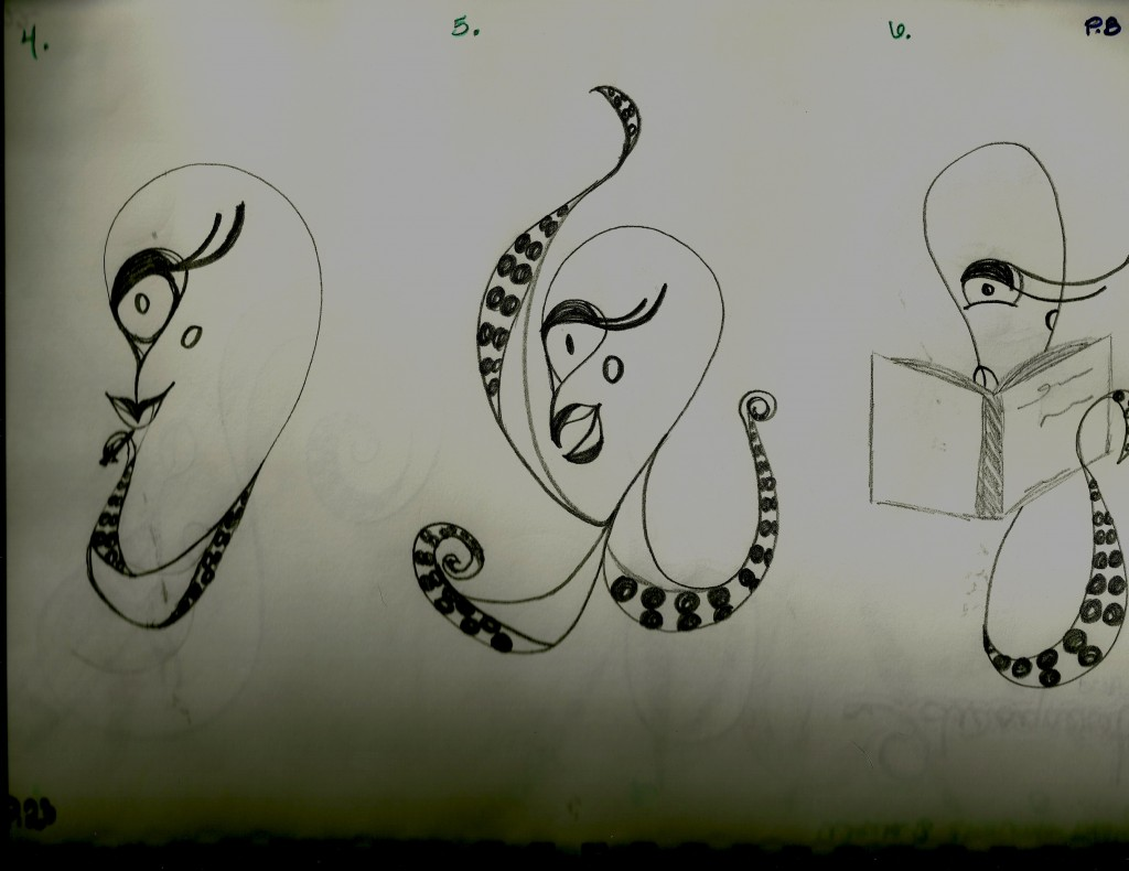 Image of character design.