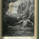 "Image of Gillant in the ""Toiler of the Sea."""