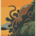 Image of a campain to protect the tree octopus