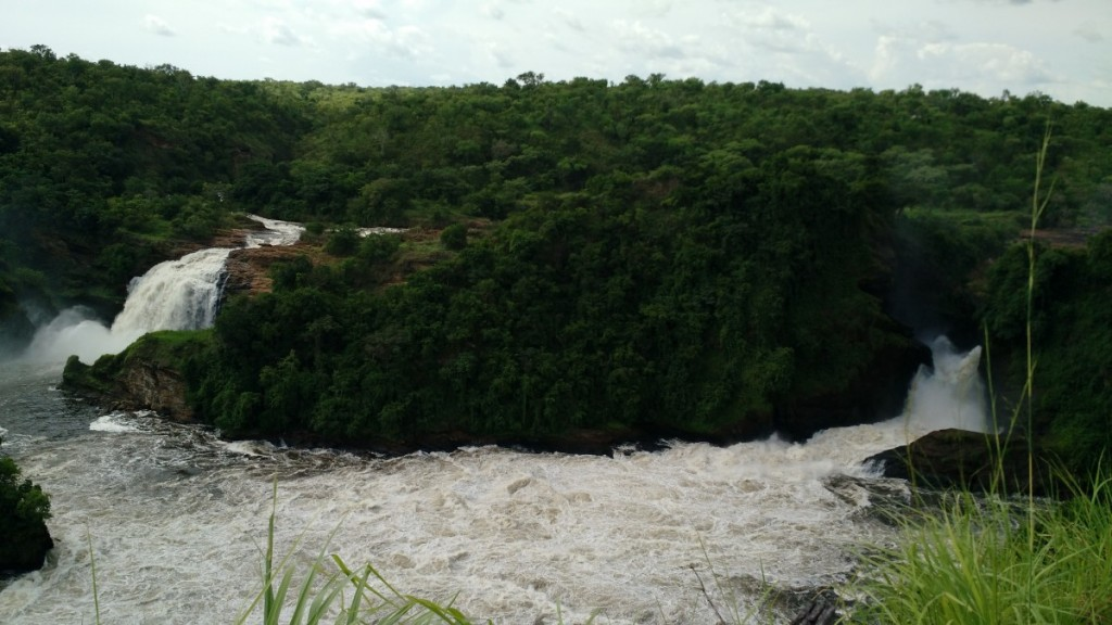 Murchison and Uhuru Falls