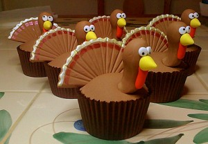 Perfect-Thanksgiving-Turkey-Cupcakes
