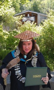 Kendra Aguilar graduation full photo