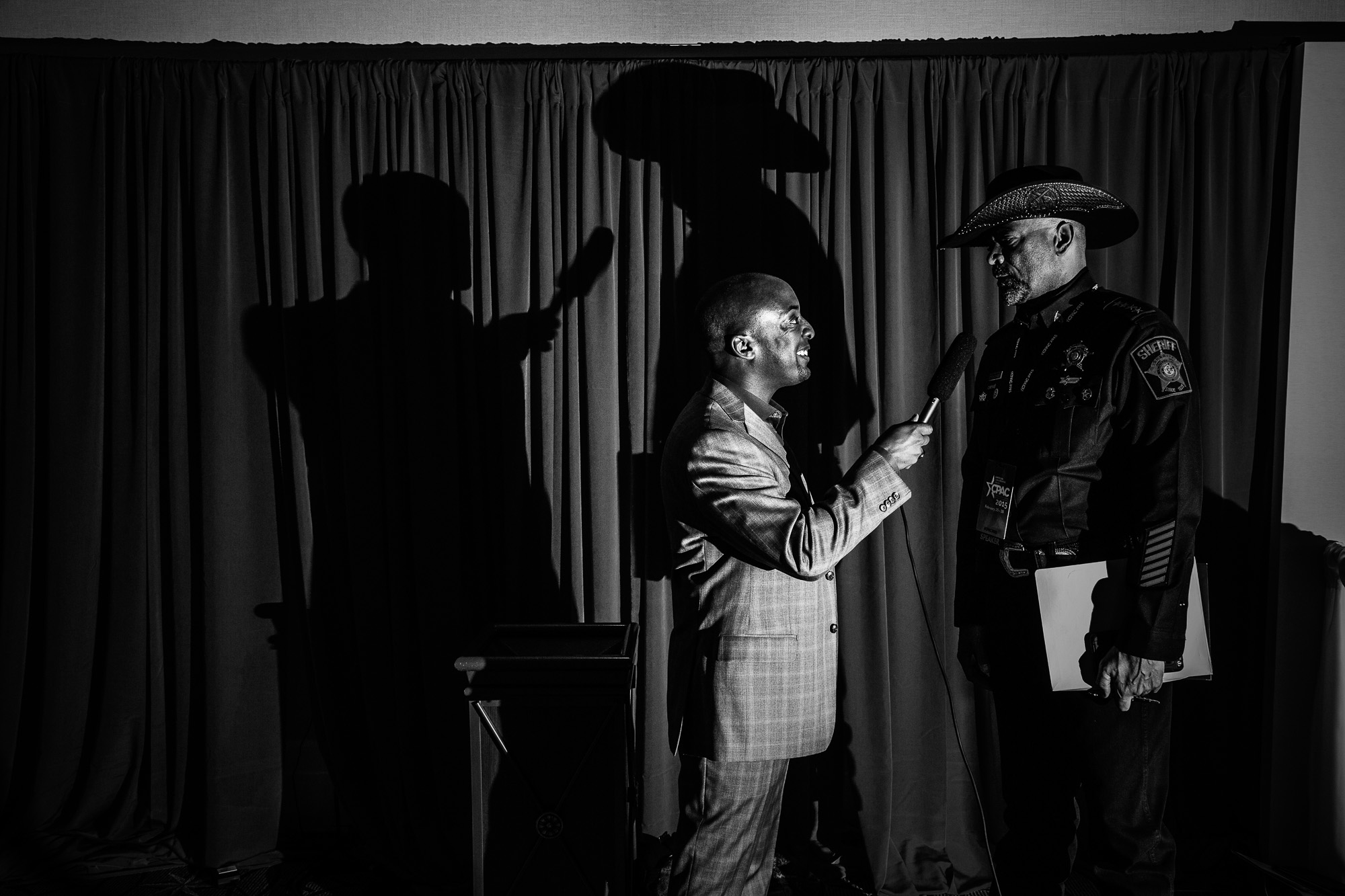 Sen. Rand Paul won the Conservative Political Action Conference straw poll for the third year in a row on Saturday, with 25.7% of the vote, event organizers announced Saturday at the National Harbor, Maryland, Confab. But the biggest winner of the straw poll was perhaps Wisconsin Gov. Scott Walker, who catapulted from fifth last year to second place this year and came in just four points behind Paul, with 21.4% support. He delivered one of the conference's best-received speeches, laying out his vision for the economy and drawing enthusiastic applause that overshadowed a tone-deaf answer he gave on foreign policy. The closely watched survey of conference attendees represents a small but vocal faction of the Republican party, and the voters tend to be younger and libertarian leaning as many college students attend the gathering. Paul won in 2014 and 2013, and his father, a libertarian icon and former Texas congressman Ron Paul won in 2010 and 2011. 2012 Republican presidential nominee Mitt Romney won that year.