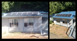 302 solar panels